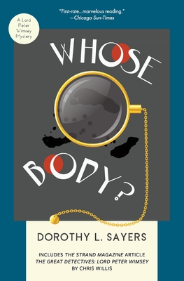 Whose Body?: A Lord Peter Wimsey Mystery Cover Image