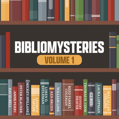 Bibliomysteries Volume 1 Cover Image