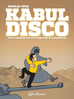 Cover for Kabul Disco