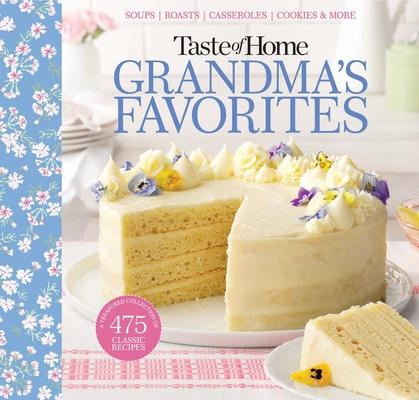 Cover for Taste of Home Grandma's Favorites