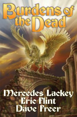 Burdens of the Dead (Heirs of Alexandria #4) Cover Image