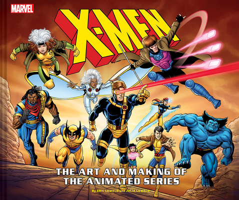 X-Men: The Art and Making of The Animated Series Cover Image