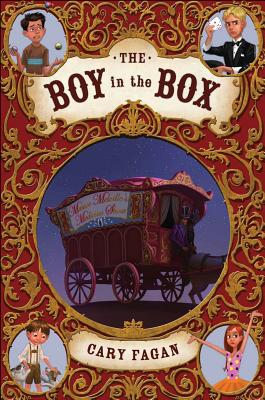 The Boy in the Box: Master Melville's Medicine Show Cover Image