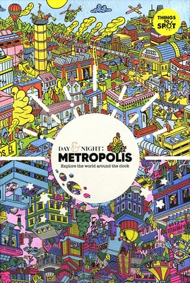 Day & Night: Metropolis Cover Image