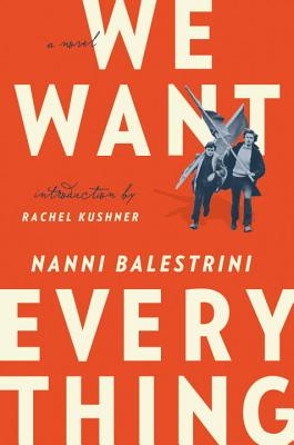 Cover for We Want Everything