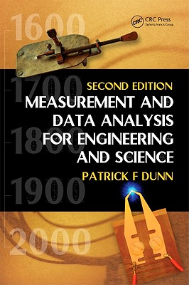 Measurement and Data Analysis for Engineering and Science Cover Image
