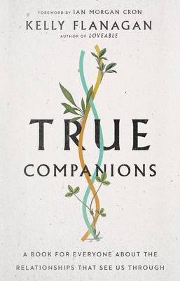 Cover for True Companions