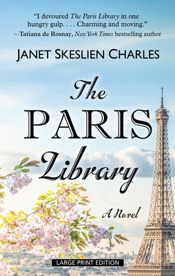 The Paris Library Cover Image
