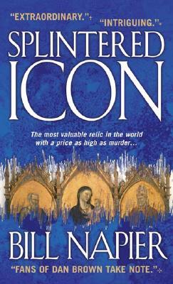 Splintered Icon Cover