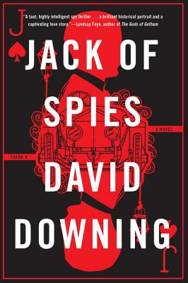 Jack of Spies Cover