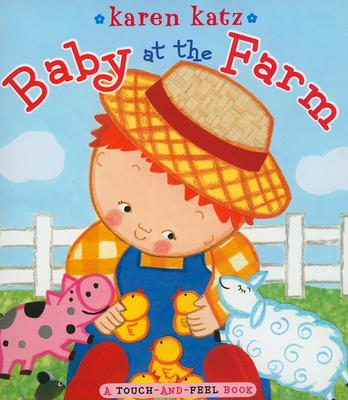 Cover for Baby at the Farm