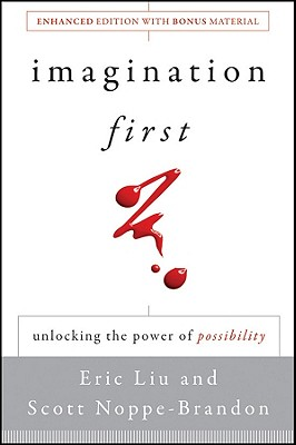 Imagination First Cover