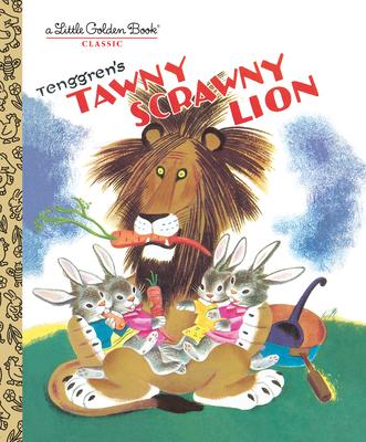 Tawny Scrawny Lion Cover Image