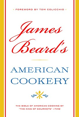 James Beard's American Cookery Cover Image