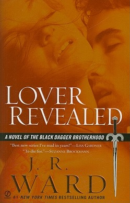 Lover Revealed: A Novel of the Black Dagger Brotherhood Cover Image