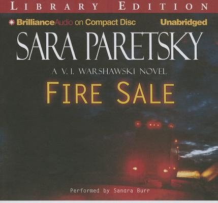 Fire Sale (V.I. Warshawski Novels) Cover Image