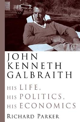 John Kenneth Galbraith Cover