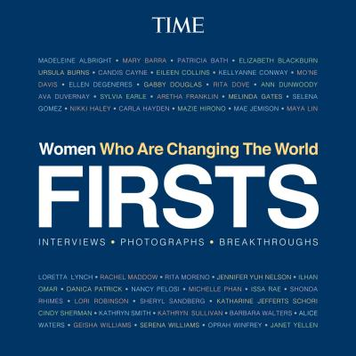 Cover for Firsts