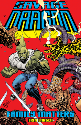Cover for Savage Dragon