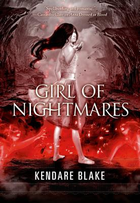 Girl of Nightmares (Anna Dressed in Blood Series #2) Cover Image