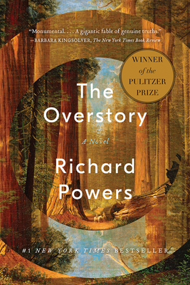 The Overstory: A Novel Cover Image