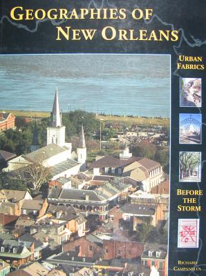 Geographies of New Orleans: Urban Fabrics Before the Storm Cover Image