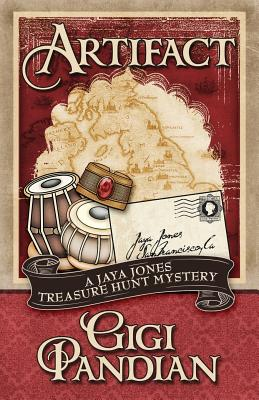 Artifact (Jaya Jones Treasure Hunt Mystery) Cover Image