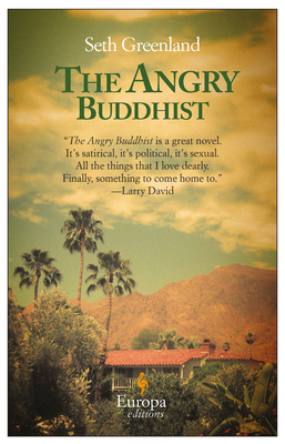 The Angry Buddhist Cover