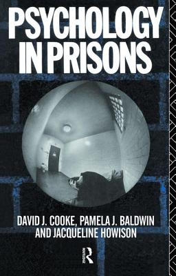 Psychology in Prisons Cover Image