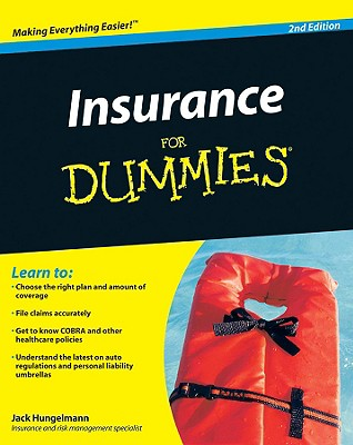 Insurance for Dummies Cover Image