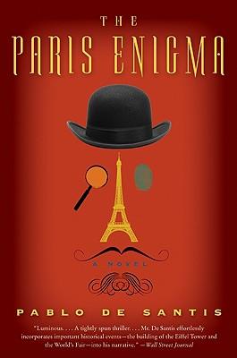 The Paris Enigma Cover