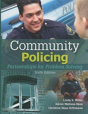 Community Policing: Partnerships for Problem Solving Cover Image