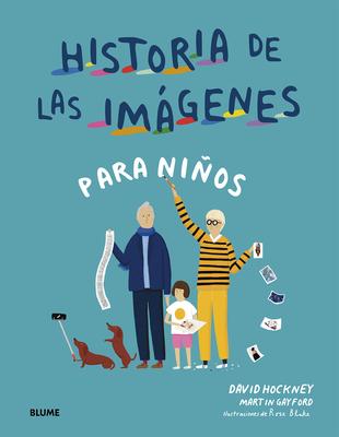 Historia de las imagenes para niños Cover Image