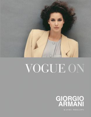 Vogue on Giorgio Armani (Vogue on Designers) Cover Image
