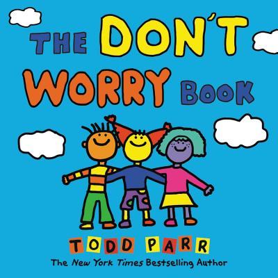 The Don't Worry Book Cover Image