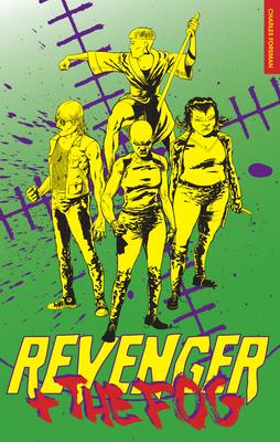 Cover for Revenger and the Fog