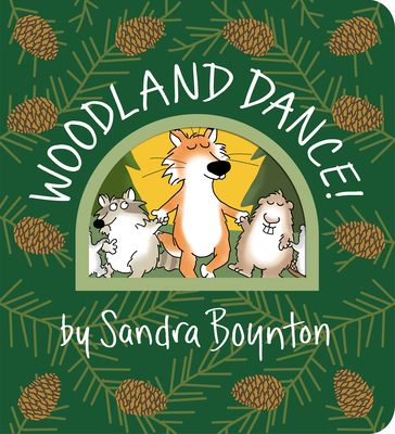 Woodland Dance! (Boynton on Board) Cover Image
