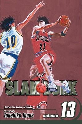 Slam Dunk, Vol. 13 Cover Image