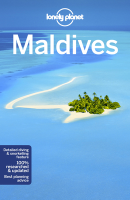 Lonely Planet Maldives (Country Guide) Cover Image