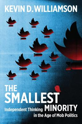 Cover for The Smallest Minority