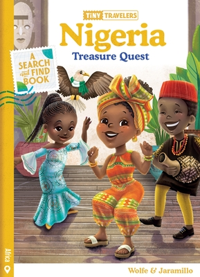 Tiny Travelers Nigeria Treasure Quest Cover Image