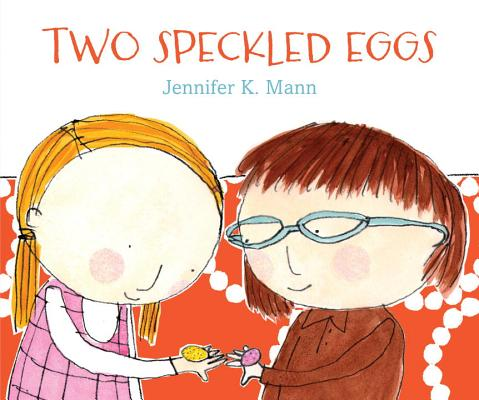 Two Speckled Eggs Cover