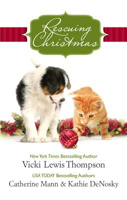 Rescuing Christmas Cover