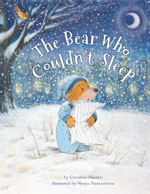 Cover for The Bear Who Couldn't Sleep