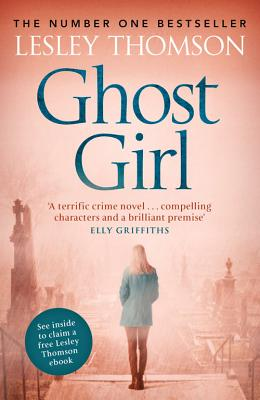 Ghost Girl (The Detective's Daughter #2) Cover Image
