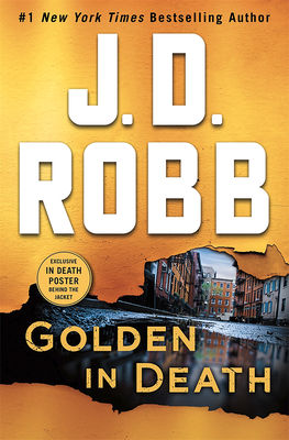 Golden in Death Cover Image
