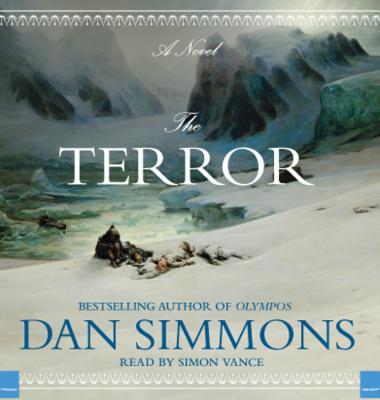 Cover for The Terror Lib/E