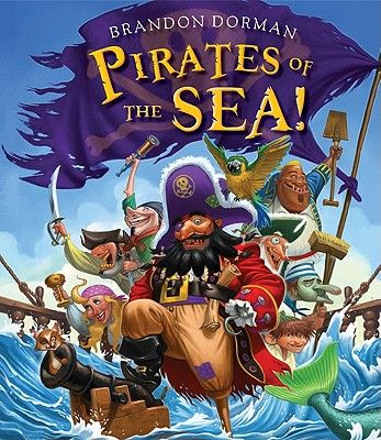 Pirates of the Sea! Cover