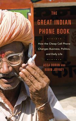 The Great Indian Phone Book Cover