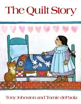 The Quilt Story Cover Image